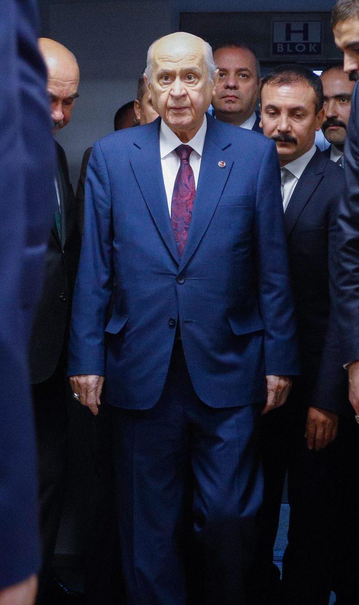 Bahçeli: Kılıçdaroğlu, Trump'ın Türkiye'deki derin gırtlağı