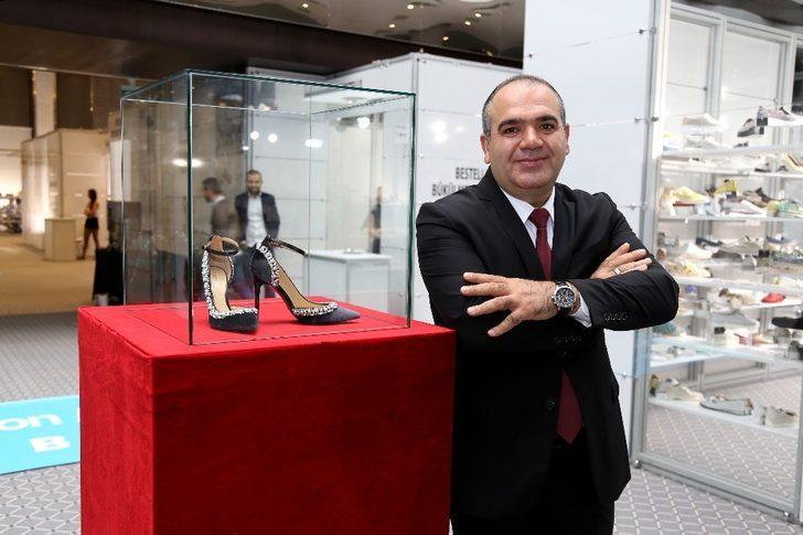 Ayakkabı ihracatında hedef 1.5 milyar dolar