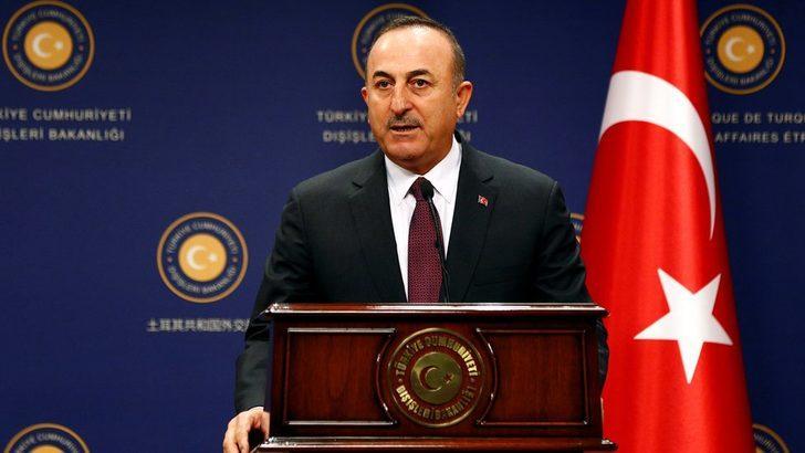 Çavuşoğlu'ndan Türkiye'nin desteklediği 'Suriyeli muhaliflerin savaş suçu işlediği' iddialarına yanıt: 'Karalama politikaları'