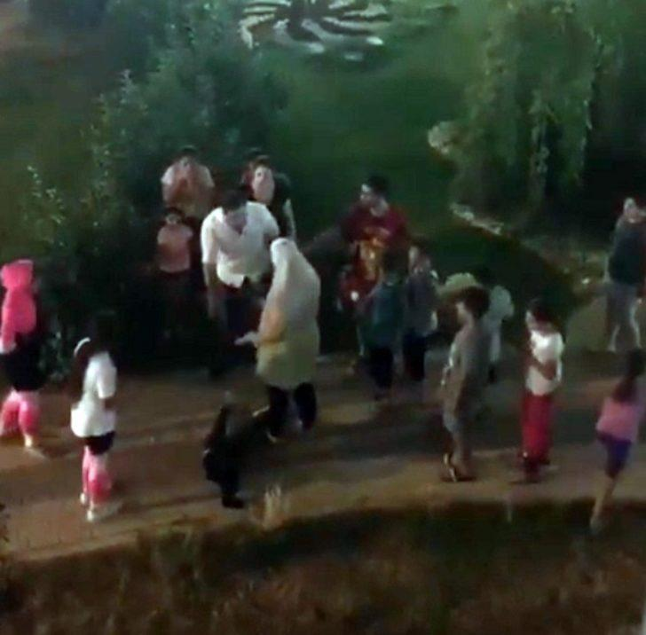 Mersin'de 5 yaşındaki Ürdünlü çocuğu tokatlayan zanlı hakkında dava açıldı