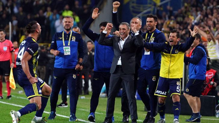Fenerbahçe'de Vedat Muriqi, gol sayısını 5'e çıkardı