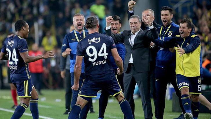Fenerbahçe golcü kimliğine döndü