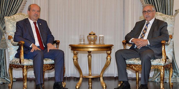 KKTC Başbakanı Tatar'dan, Akıncı'ya görüşme uyarısı: Halkı temsil etmiyorsun