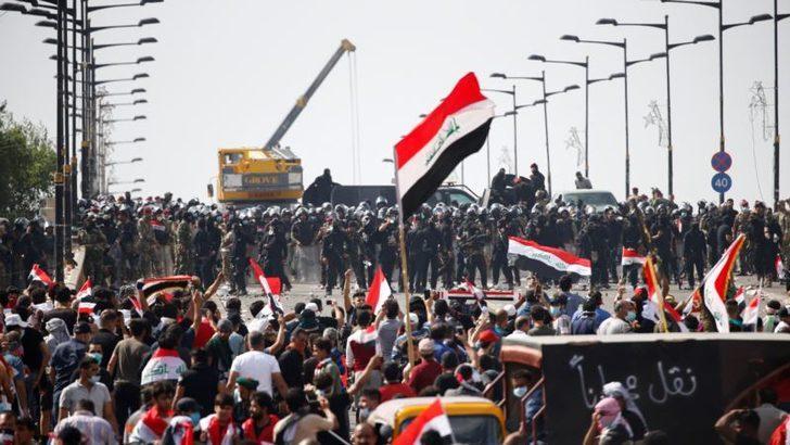 Irak'ta Son İki Günün Bilançosu: 70 Ölü