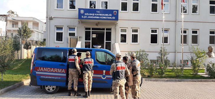 Adıyaman'da 11 kaçak göçmen yakalandı, 1 organizatör tutuklandı