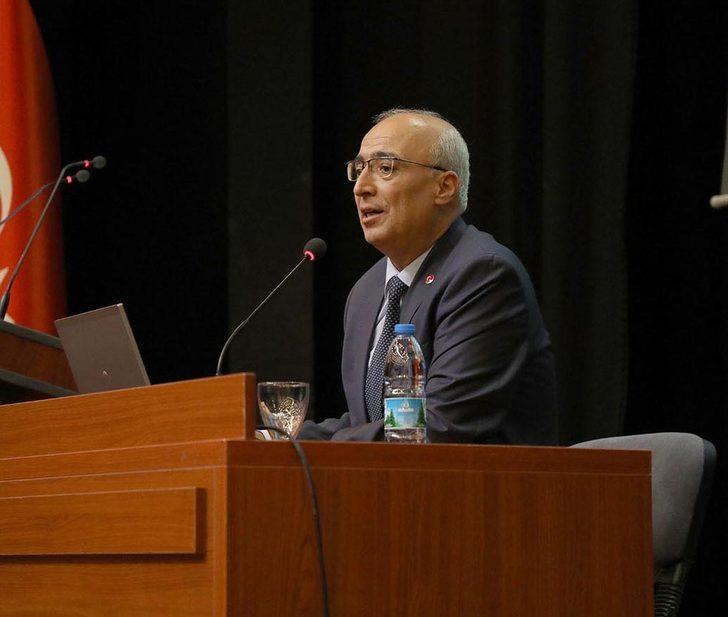 TDK Başkanı Gülsevin: Dilimize sahip olmazsak, kimliğimiz gider