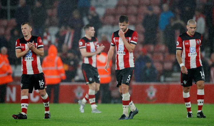 Southampton'da 9-0'lık yenilgi sonrası maaşlar bağışlandı