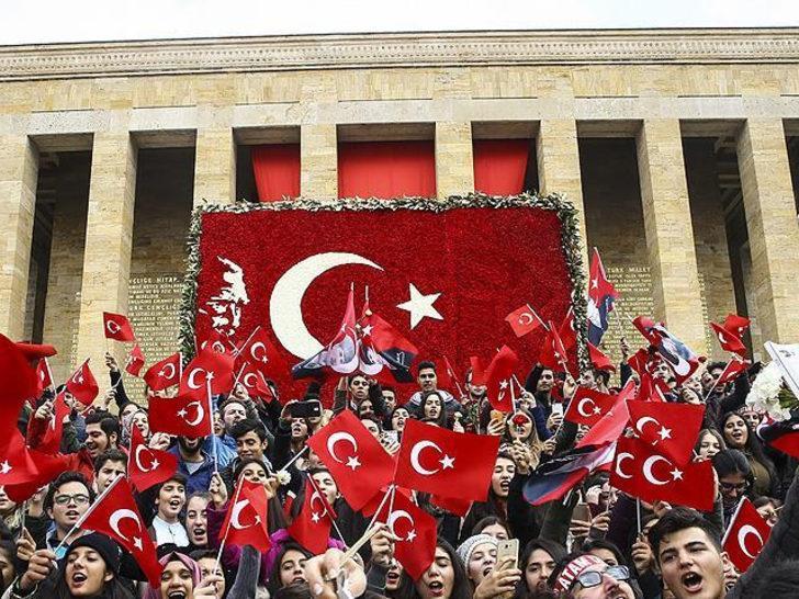 Siyasilerden 29 Ekim Cumhuriyet Bayramı mesajı!