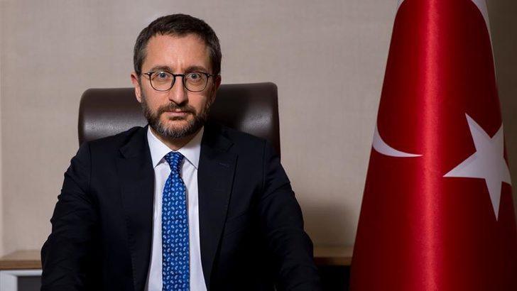 İletişim Başkanı Altun'dan, 'Barış Çakan' açıklaması