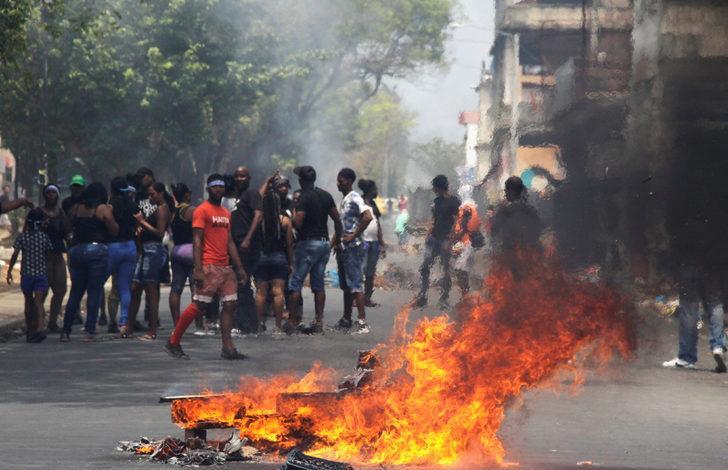 Orta Amerika'nın karışan son ülkesi Panama oldu