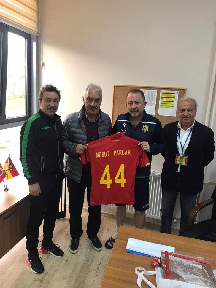 Mesut Parlak'tan Yeni Malatyaspor'a ziyaret