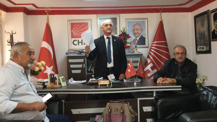 CHP'li İlçe Başkanı Bitirgeç'ten flaş sözler: İstifa etmem için baskı yapıyorlar