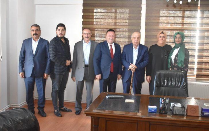 Başkan Beyoğlu'ndan Koçlardan'a ziyaret