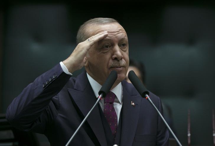 Erdoğan'dan asker selamı tepkisi!