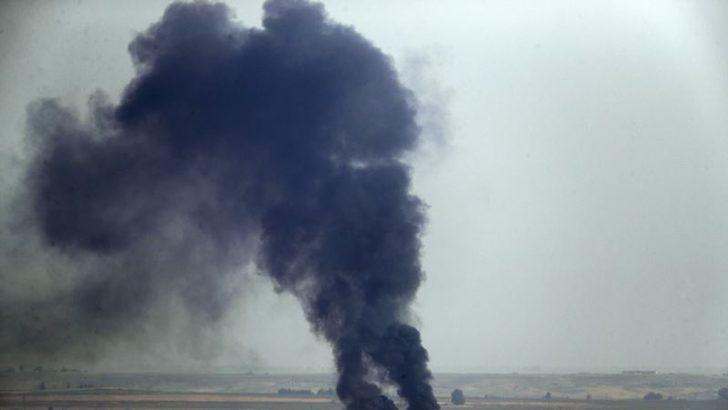 Suriye: 'Türk ve Suriye Ordusu Arasında Yoğun Çatışma Yaşanıyor'