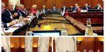 Zarif: Suriye'de hukukun egemenliğine giden süreç başlıyor