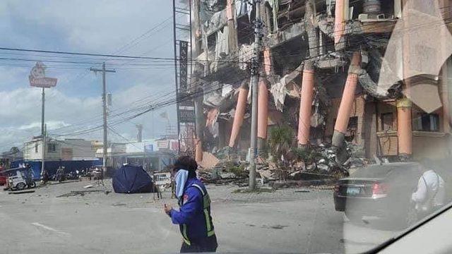 Filipinler'de 6,5 büyüklüğünde deprem:3 ölü, 8 yaralı