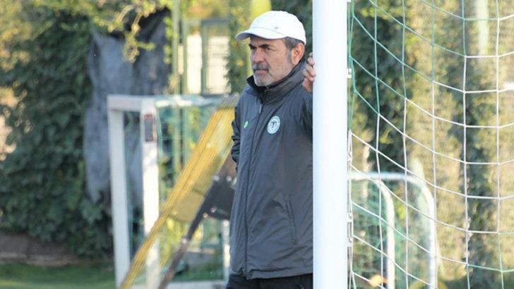 Konyaspor'dan resmi Aykut Kocaman açıklaması