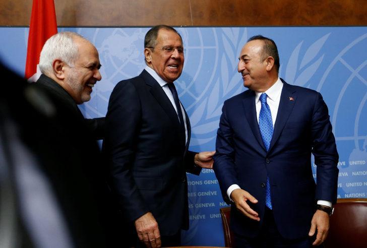 Lavrov'dan 'Türkiye ve Suriye orduları çatıştı' iddiasına dair açıklama
