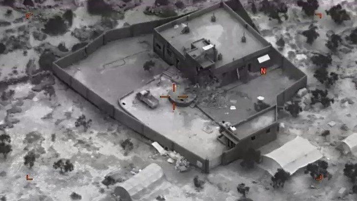 Bağdadi operasyonu - Pentagon, IŞİD liderine yönelik operasyonun görüntülerini yayımladı