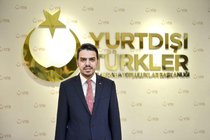 """YTB Başkanı Eren: """"Her bir vatandaşımız ayrı bir başarı hikayesi"""""""
