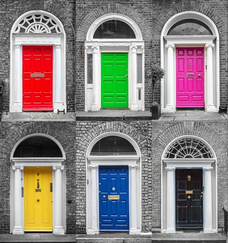 Seçtiğiniz kapı kişiliğinizi ele veriyor! Sizin kapınız hangisi?