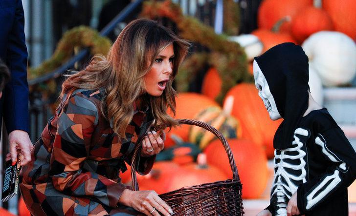 Trump: Vurulursam Melania ağlamaz