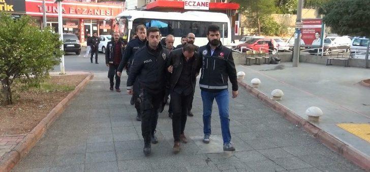 Kahramanmaraş ve Gaziantep'te uyuşturucu operasyonu: 8 gözaltı
