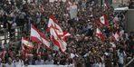 Lübnan'da Ekonomik Nedenlerle Başlayan Protestolar 3. Haftaya Girdi