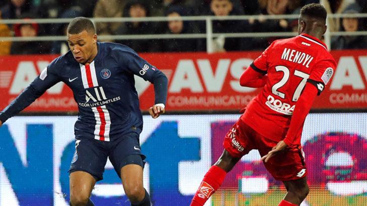 Dijon 2-1 Paris Saint-Germain