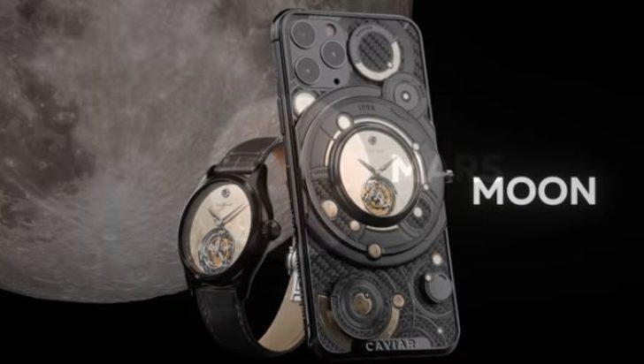 Caviar firması 71.520 dolar değerinde iPhone 11 Pro üretti