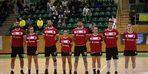 Türk Korfbol Takımı, Ukrayna'da yarı finale çıktı