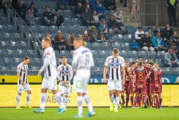 Sturm Graz 0 - 4 Wolfsberger