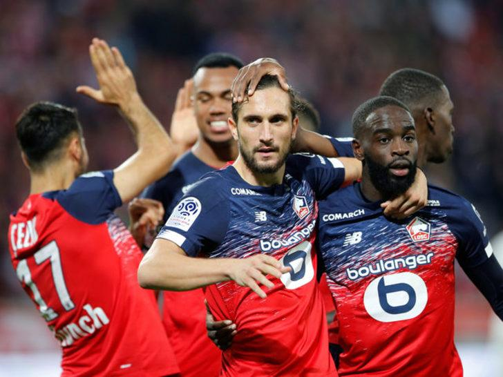 Marsilya 2 - 1 Lille