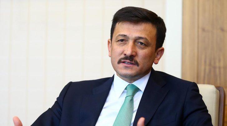 AK Parti Genel Başkan Yardımcısı Hamza Dağ'dan Tunç Soyer'e 'Kıbrıs' tepkisi!