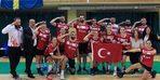 Korfbol Takımı, Avrupa Şampiyonası'na katılma hakkı elde etti