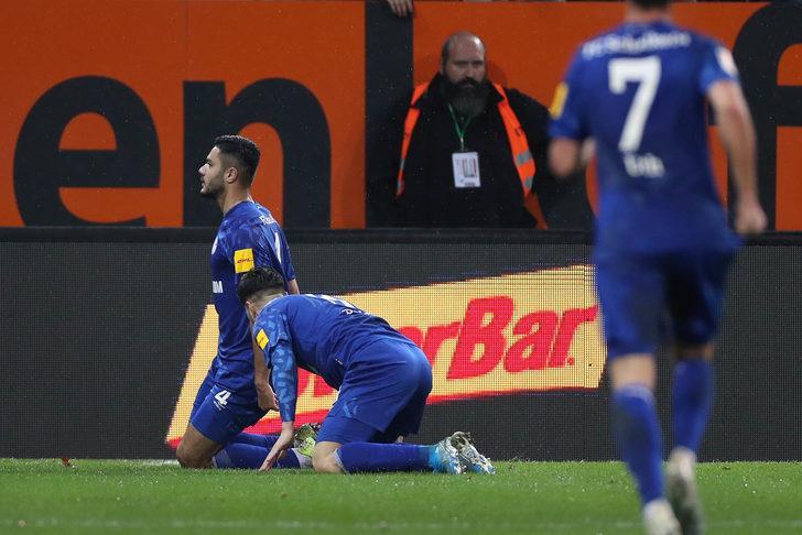 Augsburg 2 - 3 Schalke 04