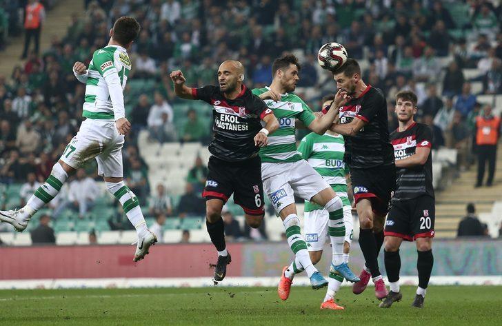Bursaspor 0 - 0 Balıkesirspor