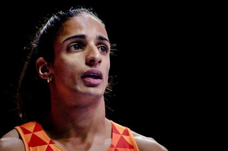 Hollandalı milli atlet Madiea Ghafoor'a uyuşturucu kaçakçılığından 8.5 yıl hapis cezası