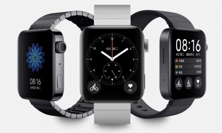 Apple Watch rakibi Xiaomi Mi Watch tanıtıldı