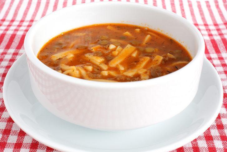 Çene çarpan çorbası tarifi