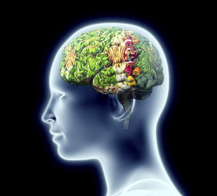 Beyin sağlığı için neler yapılmalı? Beynini doğru besle, mutlu ol!