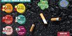 Nevşehir Belediyesinden ödüllü sigara izmariti toplama kampanyası
