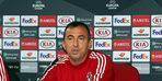 Recep Uçar: Yarın Braga karşısında iyi bir sonuç almak istiyoruz
