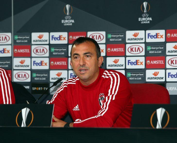 Beşiktaş'ın Braga umudu