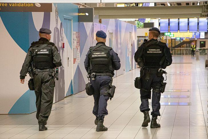 Havalimanı alarm sesleriyle yankılandı! Krizin sebebi ortaya çıktı!