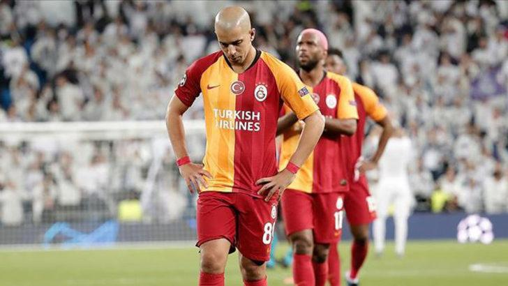 Galatasaray'ın Avrupa'daki kötü gidişi kabusa döndü