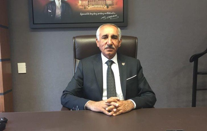 Milletvekili Taş'tan Mevlid Kandili mesajı