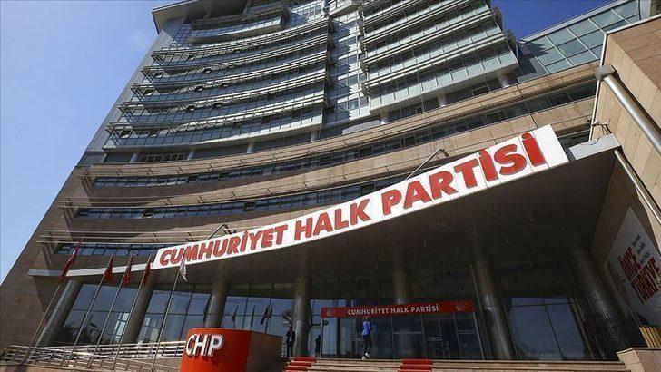 CHP, İstanbul'daki faaliyetlerini geçici olarak durdurdu