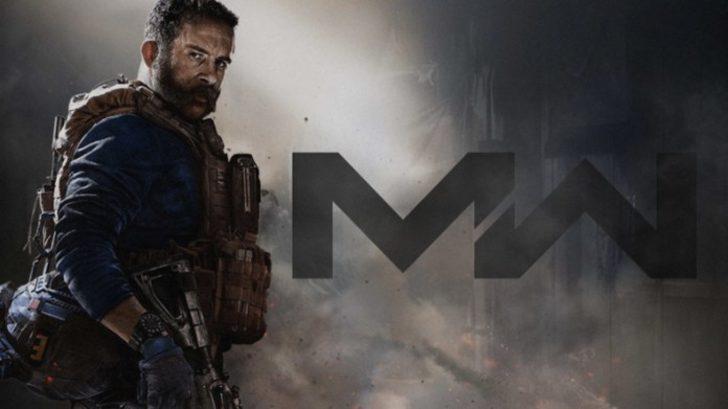 CoD Modern Warfare Avrupa'da en çok satan oyun oldu